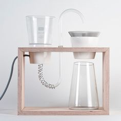 Students from Helsinki's Aalto University have created five new concepts for coffee machines and other household appliances