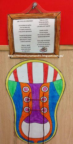 Rincón de una maestra: La zapatilla gigante