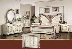Set Kamar Kupu-Kupu Furniture Jepara