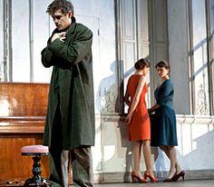 Comédie Française : le Misanthrope de Molière, mise en scène par Clément Hervieu-Léger. -> Vu saison 2013-2014. À voir et revoir, à lire et relire!