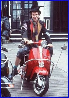 Ray Davies • Lambretta