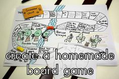 Make a board game together. | The Couples Bucket List You'll Actually Want To Do