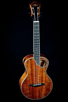 Beautiful wood #ukulele