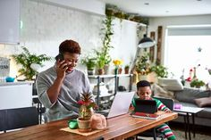 wfh with kids funny / wfh funny ; wfh with kids funny ; Stock Foto, Stay At Home Mom, Home Schooling, Digital Nomad, Get The Job, Growing Your Business, Good Job, Our Kids, Remote