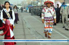 De todo pueblo, tribu y lengua se dieron cita a la ceremonia de Bienvenida.