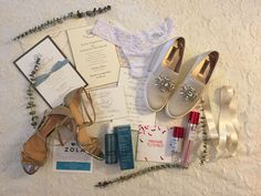 What Every Bride Needs From Head To Toe