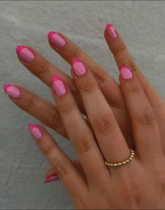 Spring Nail Trends, Winter Trends, Spring Nails, New Nail Trends, Summer Nail Art, Summer Nails, Latest Trends, Manicure Nail Designs, French Manicure Nails