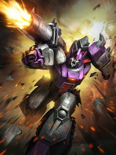 "Transformers: Legends ""All Hail Galvatron"" Event"