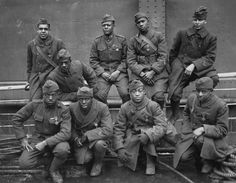 Harlem's Hellfighters: The first African American regiment to serve with the American Expeditionary force during World War One, the Harlem Hellfighters are commemorated throughout New York City with various streets named after them.