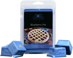 Blueberries! No greater smell than Blueberry Pie! Enjoy 15% off with coupon code: JIC2015 #candles #scents