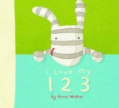 Ethan   I Love My 123 [Board book]