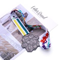 Sports Medals, Olympic Medals, Marathon, Half, Metal Crafts, Olympics, Design, Hanging Medals, Marathons