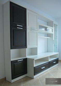 Amenajare completa apartament | Lignaprod Kitchen Cabinets, Room Design, Decor, Kitchen Room Design, Kitchen, Home, Cabinet, Kitchen Room, Home Decor