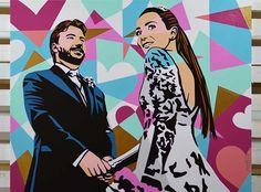 Quadro Pop Art Lala Noleto