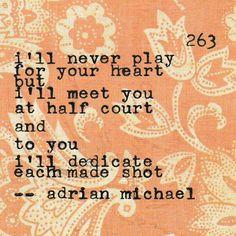 Blinking Cursor Series No. 263 #adrianmichael #typewriter #poetry