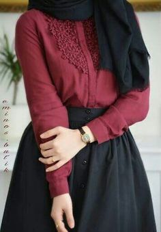 Source by fmazroo outfits muslim Modern Hijab Fashion, Hijab Fashion Inspiration, Islamic Fashion, Muslim Fashion, Modest Fashion, Skirt Fashion, Fashion Outfits, Hijab Style Dress, Casual Hijab Outfit