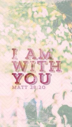 God says,