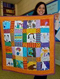Nellie's Needles: Teacher's Quilt