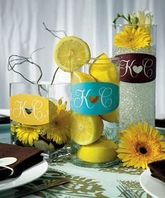 nothing but cut up lemons. very cool.