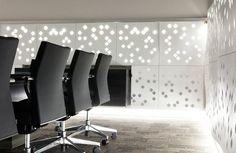 Panele ażurowe Decorativos Office Interiors, Conference Room, Bathtub, Wall, Furniture, Home Decor, Design, Houses, Architecture