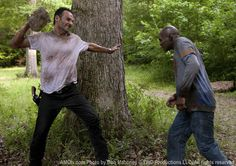 Rick From the Walking Dead   Los zombies de 'The Walking Dead' llegan esta noche a España