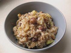 Ayurvedischer Frühstücksbrei, ein tolles Rezept aus der Kategorie Frühstück. Bewertungen: 45. Durchschnitt: Ø 4,4.