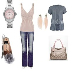 love!!!!!! pink and gray