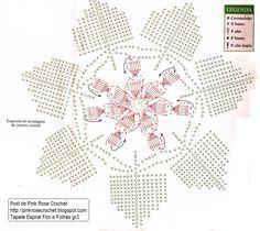 Tapete+Espiral+Flor+e+Folhas+Croche+gr2.JPG (963×858)