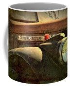 American Workhorse Antiqued Coffee Mug by Bill And Deb Hayes