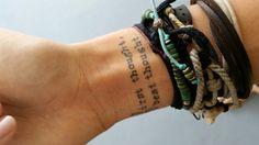 Beat Generation Tattoo