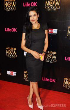 Yuvika Chaudhary Photos - Yuvika Chaudhary at Life OK Awards 2014 Models Style, Fashion Models, Yuvika Chaudhary, Indian Express, Bollywood Photos, India People, Green Carpet, Bollywood Actress, Awards