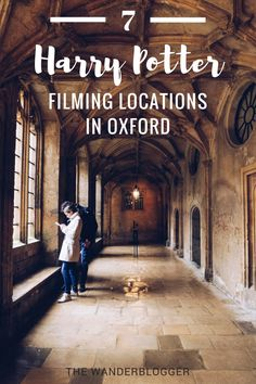 A Muggle's Guide To Harry Potter Filming Locations In Oxford