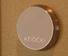 Knocki™ is a wireless device that instantly transforms any surface into a remote control. The possibilities with Knocki are endless.