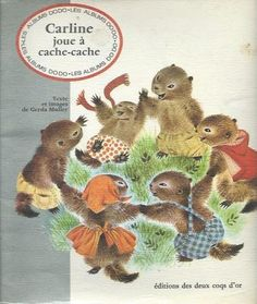Carline joue à cache-cache