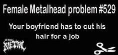 Metalhead problem