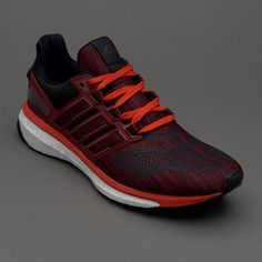 adidas Energy Boost 3 - Collegiate Burgandy/Energy S17/Core Black