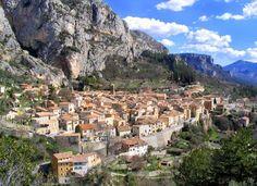 Provence: Les Gorges du Verdon, Moustiers Sainte-Marie, lavandas e girassóis