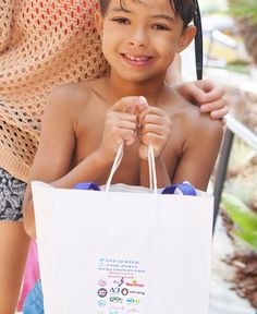 #tbt to our summer Playdate and pool party! We sent our #SMPkids back to school with tons of school supplies thanks to our awesome sponsor @ and thank you @cairoscustomevents for making custom gift bags for our little ones. #momshelpingmoms