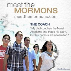 Teamwork, on the field and with his #family, is important to #NCAAF head coach Ken Niumatalolo.   How do you and your family exhibit #teamwork in your home?   For more information on Meet the Mormons, visit http://meetthemormons.com/sign-up?cid=613518  #ShareGoodness #MeetTheMormons #mormon #lds