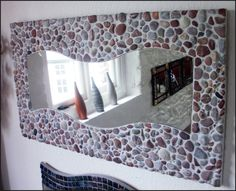 pebble mosaic art - Google Search