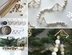 15 #DIY Garland Ideas for the Holidays