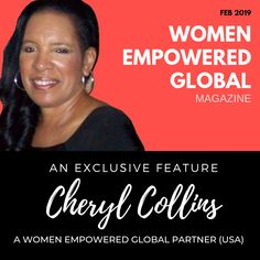 Be Inspired & Empowered - February magazine Women In Leadership, Leadership Tips, Business Stories, Business Women, The Little Prince, Event Organization, Feeling Overwhelmed, Public School, Women Empowerment