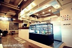 카페 인테리어 디자인 - Google 검색