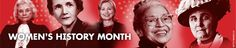Women's History Month resources featured on TIME For Kids http://www.timeforkids.com/minisite/womens-history-month#