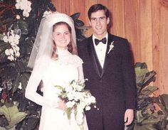 Mitt & Ann Romney married on March 21, 1969. They have been married 44 years! <3 <3 <3