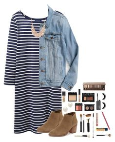 """""""family pictures"""" by preppy-ginger-girl ❤ liked on Polyvore featuring Joules, Charter Club, Vince Camuto, Kenneth Jay Lane, NARS Cosmetics, Bare Escentuals, MAC Cosmetics, Benefit, Urban Decay and Burt's Bees"""