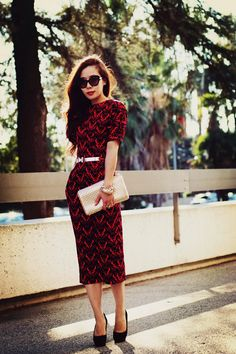 Wallpaper asos dress. Black and burgundy