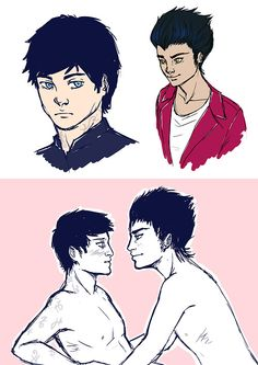 Whoops! Malec! :D