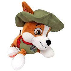 Paw Patrol - Plush Pup Pals - Tracker