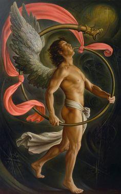 Impressioni Artistiche : ~ Ulisse Sartini ~ Spiritual and Sacred